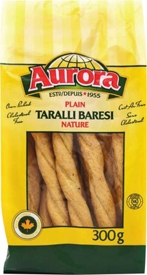 AURORA BREAD CRUMBS OR TARALLI