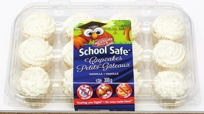TREASURE MILLS SCHOOL SAFE CUPCAKES