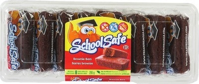 TREASURE MILLS SCHOOL SAFE BARS