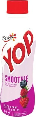 YOPLAIT SMOOTHIES