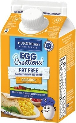 BURNBRAE EGG CREATIONS!