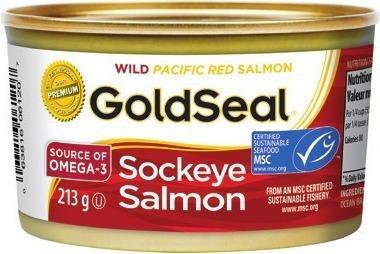 GOLDSEAL SOCKEYE SALMON