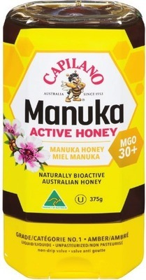 CAPILANO MANUKA HONEY