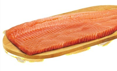 FRESH SCOTTISH STEELHEAD SALMON