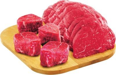RED GRILL BEEF TENDERLOIN STEAK OR ROAST