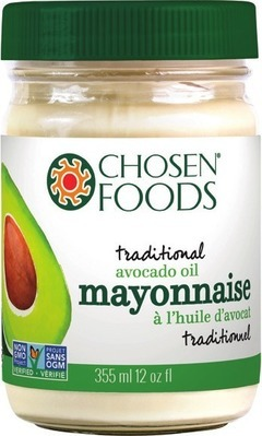 CHOSEN FOODS MAYONNAISE