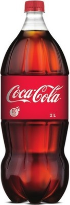 COCA-COLA, CANADA DRY OR PEPSI SOFT DRINKS