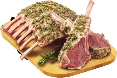 NEW ZEALAND SPRING LAMB LAMB RACK