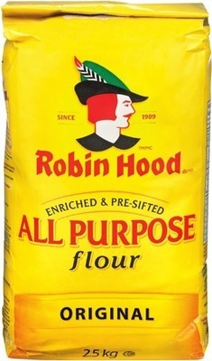 ROBIN HOOD OR FIVE ROSES FLOUR