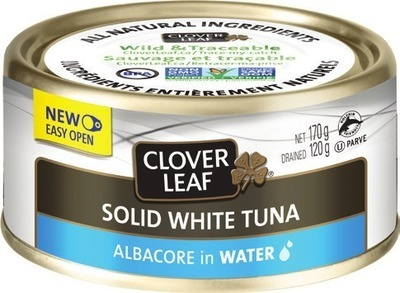 CLOVER LEAF OR OCEAN'S WHITE TUNA