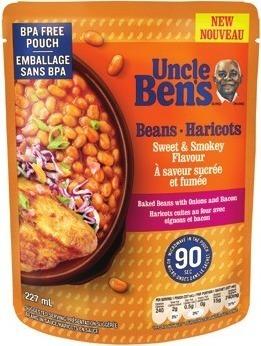 UNCLE BEN'S BEANS