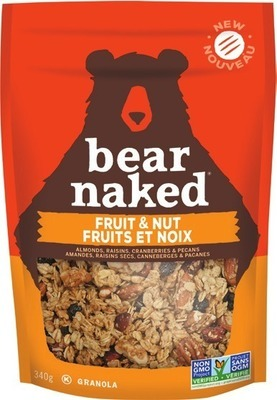 BEAR NAKED GRANOLA CEREAL