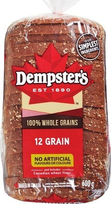 DEMPSTER'S GRAINS, BAGELS OR D'ITALIANO BREAD OR BUNS