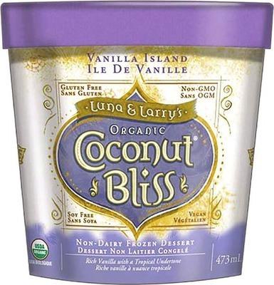 COCONUT BLISS FROZEN DESSERT