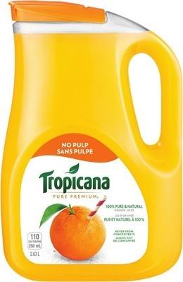Orange Juice Sauce | Metro