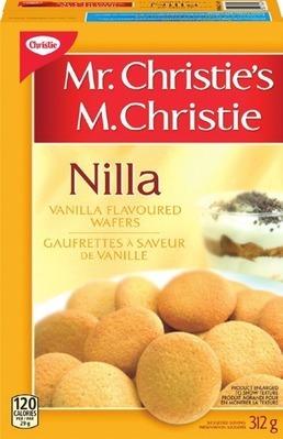 MR. CHRISTIE'S NILLA WAFERS