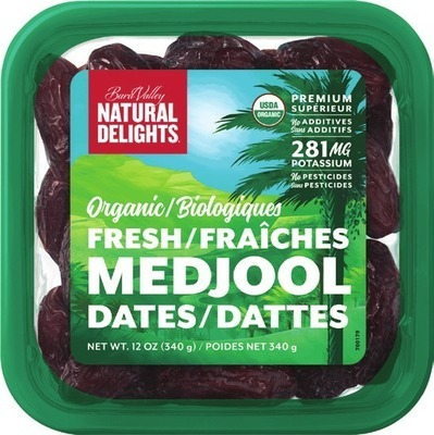 ORGANIC MEDJOOL DATES