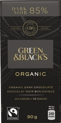 GREEN&BLACK'S CHOCOLATE BAR