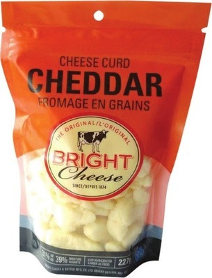 BRIGHT CHEESE CURDS